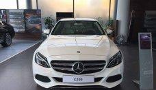 Cần bán xe Mercedes C200 2018, màu trắng giá 1 tỷ 489 tr tại Tp.HCM