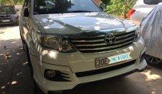 Bán Toyota Fortuner TRD 2.7V (4x2) sản xuất 2016, màu trắng giá 910 triệu tại Hà Nội