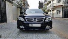 Cần bán xe Toyota Camry 2.0E AT sản xuất 2012, màu đen, xe nhập giá 768 triệu tại Tp.HCM