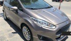 Bán Ford Fiesta S 1.0 AT Ecoboost sản xuất năm 2014, màu xám giá 450 triệu tại Hà Nội