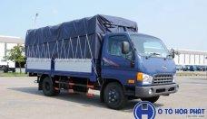 Bán xe tải Hyundai 8T HD800, màu xanh giá 650 triệu tại Bình Dương