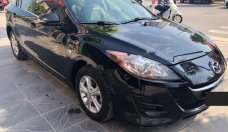 Cần bán gấp Mazda 3 1.6 AT sản xuất năm 2009, màu đen, xe nhập giá 415 triệu tại Hà Nội