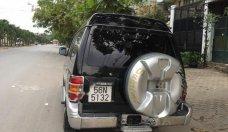 Cần bán Mitsubishi Pajero đời 2004, màu đen số sàn giá 360 triệu tại Tp.HCM