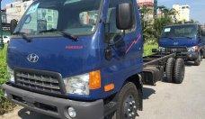 Bán Hyundai HD700 satxi, thùng bạt, thùng kín, giao xe ngay, hỗ trợ trả góp tới 80% giá 652 triệu tại Hà Nội