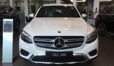 Bán ô tô Mercedes GLC 200 năm sản xuất 2018, màu trắng, nhập khẩu giá 1 tỷ 684 tr tại Hà Nội