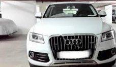 Bán xe Audi Q5 đời 2013, màu trắng, nhập khẩu nguyên chiếc chính chủ giá 1 tỷ 490 tr tại Hà Nội