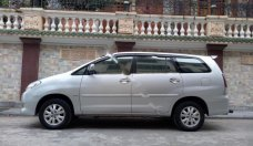 Cần bán Toyota Innova 2.0 sản xuất 2009, màu bạc chính chủ, 400tr giá 400 triệu tại Hà Nội