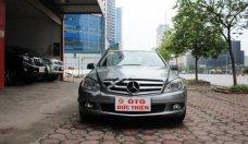 Cần bán Mercedes C250 CGI năm 2009, màu xám chính chủ giá 580 triệu tại Hà Nội