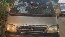 Bán ô tô Toyota Hiace Van 2.0 đời 2002, màu xanh lam giá 145 triệu tại Hà Nội