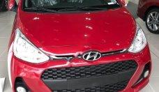 Cần bán xe Hyundai Grand i10 1.2 AT đời 2018, màu đỏ giá 405 triệu tại Tp.HCM