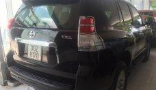 Bán ô tô Toyota Prado TXL 2.7L năm 2010, màu đen, nhập khẩu giá 1 tỷ 280 tr tại Hà Nội