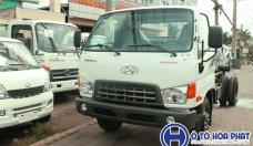 Bán xe tải Hyundai 8T5 HD120 sản xuất 2018, màu trắng giá 690 triệu tại Bình Dương
