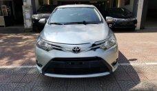 Cần bán lại xe Toyota Vios 1.5E sản xuất 2016, màu bạc, giá chỉ 475 triệu giá 475 triệu tại Hà Nội