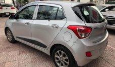 Cần bán Hyundai Grand i10 1.0 AT năm sản xuất 2014, màu bạc, xe nhập giá 345 triệu tại Hà Nội
