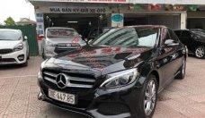 Cần bán lại xe Mercedes C200 sản xuất 2016, màu đen giá 1 tỷ 245 tr tại Hà Nội