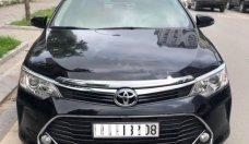 Bán xe Toyota Camry 2.0E năm sản xuất 2017, màu đen giá 962 triệu tại Hà Nội