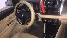 Cần bán xe Toyota Vios E sản xuất 2017 số tự động giá 465 triệu tại Tp.HCM