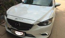 Bán Mazda 6 2.0 đời 2016, màu trắng chính chủ giá 765 triệu tại Thái Nguyên