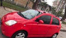 Bán ô tô Chevrolet Spark LT 0.8 AT năm 2009, màu đỏ chính chủ, giá tốt giá 165 triệu tại Hải Phòng