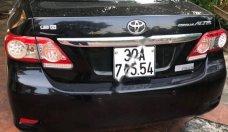 Cần bán gấp Toyota Corolla Altis đời 2011, màu đen còn mới giá 540 triệu tại Hà Nội