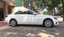 Bán Mercedes C250 2015, màu trắng giá 1 tỷ 290 tr tại Hà Nội
