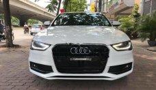 Cần bán Audi A4 1.8 TFSI đời 2015, màu trắng, nhập khẩu nguyên chiếc giá 1 tỷ 210 tr tại Hà Nội