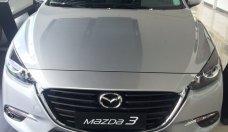 Bán xe Mazda 3 màu bạc có xe giao ngay, bảo hành chính hãng 5 năm/150.000km, hỗ trợ trả góp, LH 0907148849 giá 659 triệu tại Cần Thơ