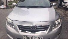Cần bán gấp Toyota Corolla Altis 1.8AT năm 2008, màu bạc số tự động, 430 triệu giá 430 triệu tại Hà Nội