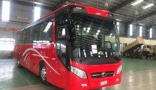 Cần bán xe Thaco Universe năm 2018, màu đỏ, nhập khẩu nguyên chiếc giá 2 tỷ 480 tr tại Tp.HCM