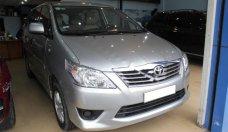Việt Dũng Auto bán Toyota Innova 2.0E sản xuất 2013, màu bạc giá 535 triệu tại Hà Nội