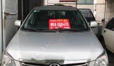 Bán Toyota Innova E đời 2013, màu bạc  giá 540 triệu tại Hà Nội