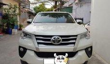 Cần bán lại xe Toyota Fortuner G đời 2017, màu trắng, nhập khẩu giá 1 tỷ 115 tr tại Tp.HCM
