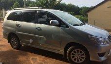 Cần bán gấp Toyota Innova đời 2012, màu bạc giá 580 triệu tại Bình Phước