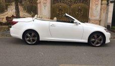 Bán Lexus IS đời 2010, màu trắng, xe nhập chính chủ giá 1 tỷ 130 tr tại Hà Nội