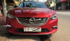 Bán Mazda 6 năm 2015, màu đỏ, nhập khẩu   giá 728 triệu tại Tp.HCM