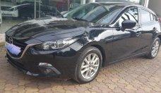 Cần bán Mazda 3 1.5L năm 2015, màu đen giá cạnh tranh giá 605 triệu tại Hà Nội