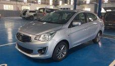 Cần bán Mitsubishi Attrage MT màu bạc, nhập khẩu giá 410 triệu tại TT - Huế