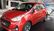 Cần bán Hyundai Grand i10 2017, màu đỏ giá cạnh tranh giá 380 triệu tại Tp.HCM