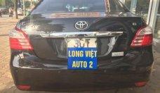 Chính chủ bán Toyota Vios 1.5G sản xuất năm 2009, màu đen giá 380 triệu tại Hà Nội