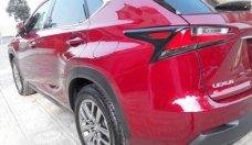 Cần bán Lexus NX 2.0 turbo AT năm sản xuất 2016, màu đỏ, nhập khẩu giá 2 tỷ 320 tr tại Hà Nội