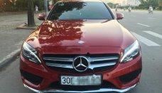 Bán xe Mercedes C300 AMG đời 2018, màu đỏ giá 1 tỷ 829 tr tại Hà Nội