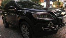 Bán Chevrolet Captiva LTZ Max đời 2009, màu đen   giá 365 triệu tại Hà Nội
