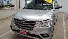 Bán Toyota Innova G năm sản xuất 2015, màu bạc số tự động giá 680 triệu tại Tp.HCM