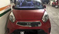 Bán xe Kia Morning Si sản xuất 2015, màu đỏ số tự động giá 335 triệu tại Tp.HCM