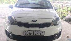 Bán Kia Rio đời 2015, màu trắng, xe nhập   giá 410 triệu tại Thanh Hóa