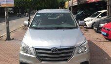 Bán ô tô Toyota Innova 2.0E đời 2014, màu bạc  giá 542 triệu tại Hà Nội
