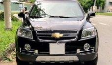 Bán Chevrolet Captiva LTZ sản xuất năm 2009, màu đen  giá 465 triệu tại Tp.HCM