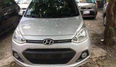 Bán Hyundai Grand i10 sản xuất 2016, màu bạc, nhập khẩu giá 365 triệu tại Hà Nội