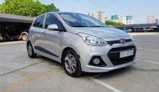 Bán Hyundai Grand i10 1.2 AT sản xuất năm 2016, màu bạc, xe nhập giá 410 triệu tại Hà Nội