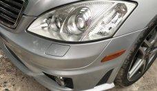 Cần bán xe Mercedes-Benz S63 AMG bản đặc biệt designo màu bạc, giá chỉ 1 tỷ 250 triệu giá 1 tỷ 250 tr tại Tp.HCM